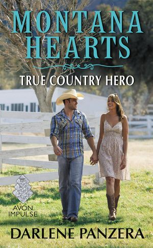 Montana Hearts: True Country Hero book image
