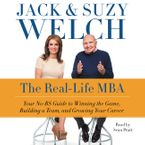 The Real-Life MBA Downloadable audio file UBR by Jack Welch
