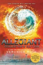 Allegiant Collector's Edition Hardcover  by Veronica Roth