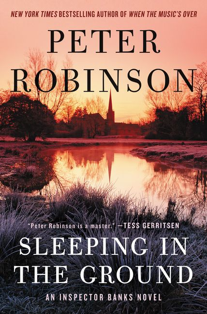 Sleeping in the Ground - Peter Robinson - E-book