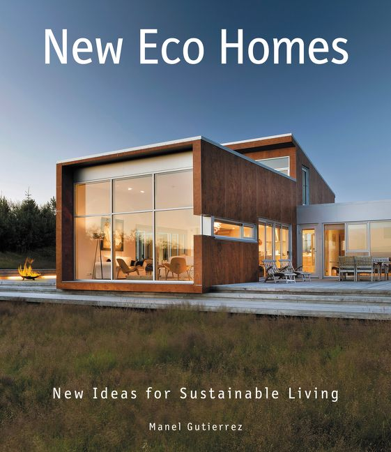 New Eco Homes - Manel Gutierrez - Hardcover