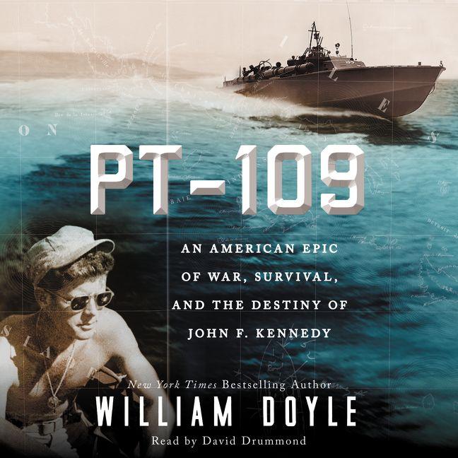 Pt 109 William Doyle Digital Audiobook