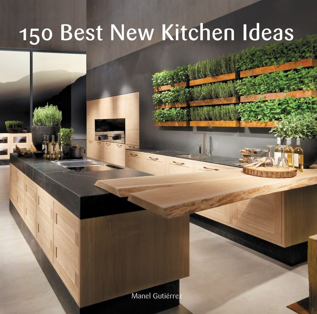 Best New Kitchen Ideas Manel Gutierrez Hardcover - Best kitchen design books