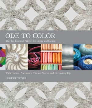 Ode to Color book image
