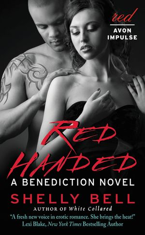 Red Handed book image