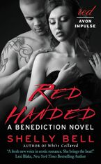 Red Handed Paperback  by Shelly Bell