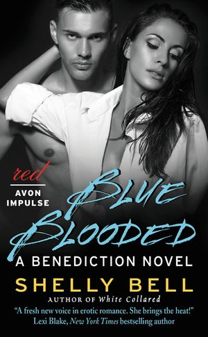 Blue Blooded book image