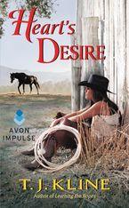 Heart's Desire Paperback  by T. J. Kline