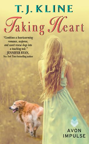 Taking Heart book image