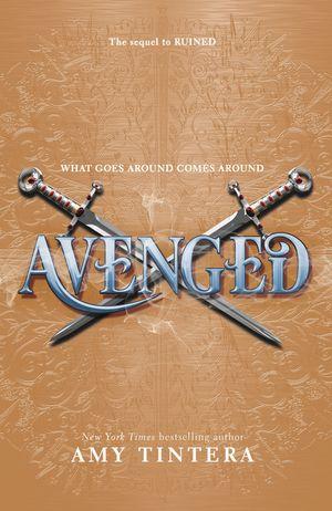 Avenged book image