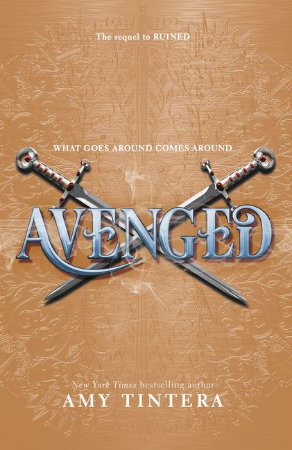 Image result for avenged amy tintera book