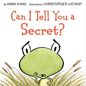 Can I Tell You a Secret? book image