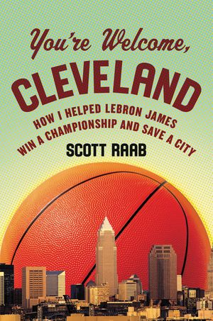 You're Welcome, Cleveland book image