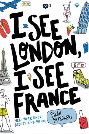 I See London, I See France book image