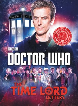 Doctor Who: The Time Lord Letters book image