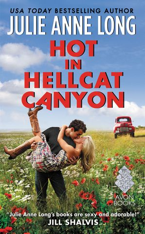 Hot in Hellcat Canyon Paperback  by Julie Long