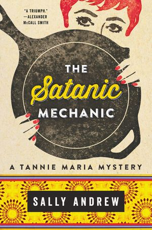 The Satanic Mechanic book image
