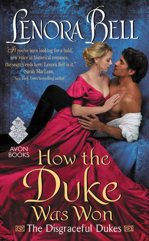 How the Duke Was Won book image