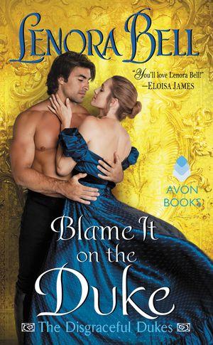 Blame It on the Duke book image