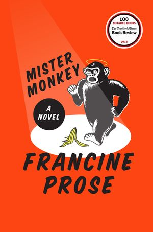 Mister Monkey book image