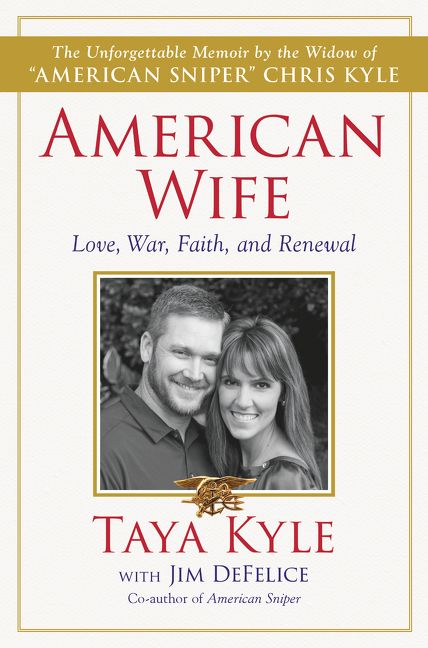 Chris Kyle Book