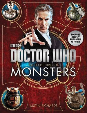 Doctor Who: The Secret Lives of Monsters  Apple FF book image