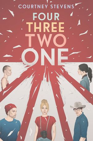 Four Three Two One book image