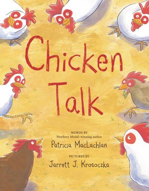 Chicken Talk book image