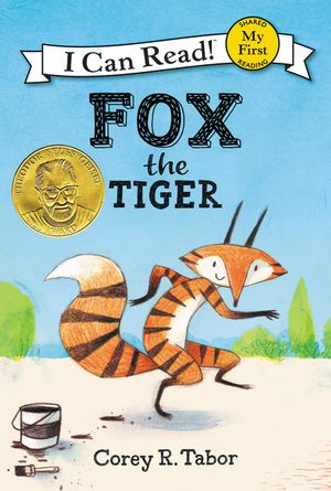 Fox the Tiger book image