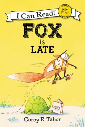 Fox Is Late book image