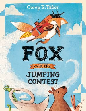 Fox and the Jumping Contest book image