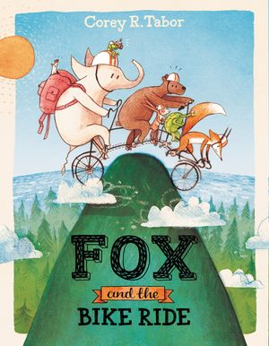 Fox and the Bike Ride book image