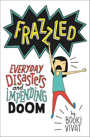 Frazzled book image