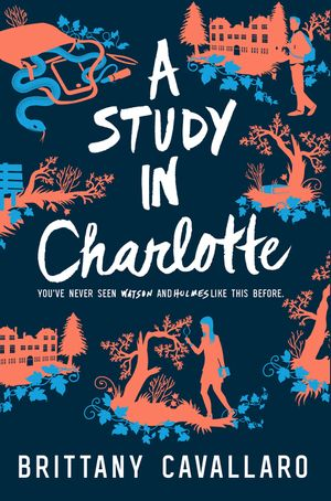 A Study in Charlotte book image