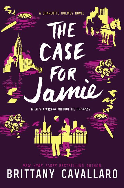 The Case for Jamie - Brittany Cavallaro - Hardcover