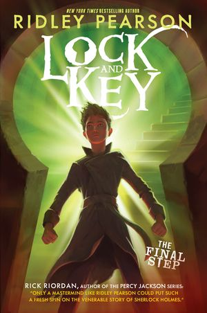 Lock and Key: The Final Step book image