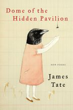 Dome of the Hidden Pavilion Hardcover  by James Tate