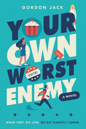 Your Own Worst Enemy book image