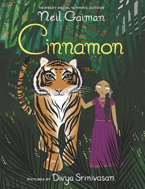 cinnamon neil gaiman hardcover