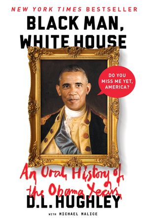 Black Man, White House book image
