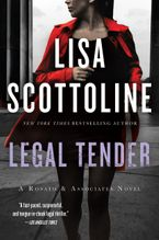 Legal Tender Paperback  by Lisa Scottoline
