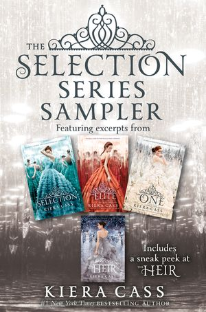 The Selection Series Sampler book image