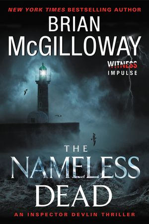 The Nameless Dead book image