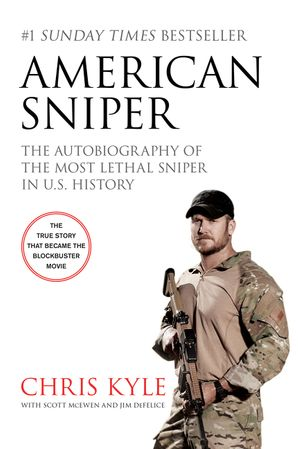 AMERICAN SNIPER [MOVIE TIE-IN EDITION] INTL:THE AUTOBIOGRAPHY OF