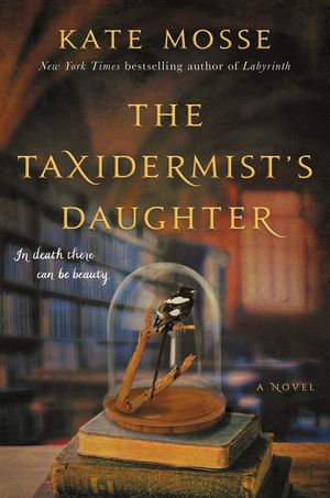 The Taxidermist's Daughter book image