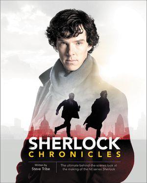 Sherlock: Chronicles book image