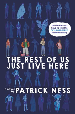 The Rest of Us Just Live Here book image