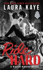 Ride Hard Paperback  by Laura Kaye