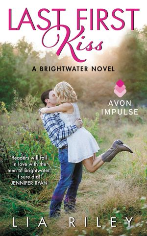 Last First Kiss book image