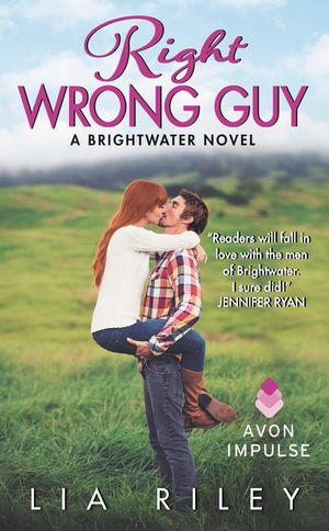 Right Wrong Guy book image